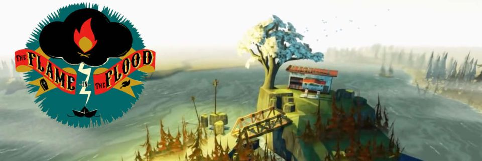 The Flame in the Flood gets a release date.