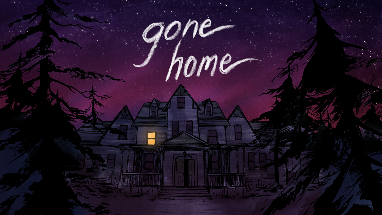 Gone Home Console Edition (Xbox One, Video)