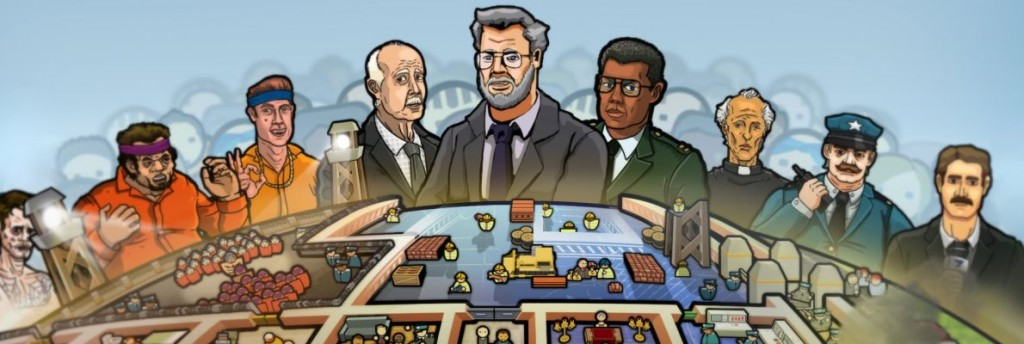 Prison Architect (Early Look, Xbox One, Video)