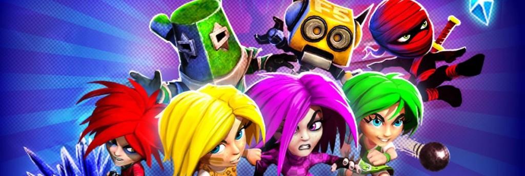 Giana Sisters: Dream Runners (Xbox One)