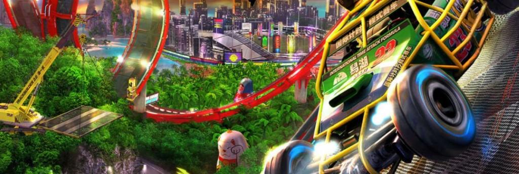 Trackmania Turbo (Xbox One, Video)