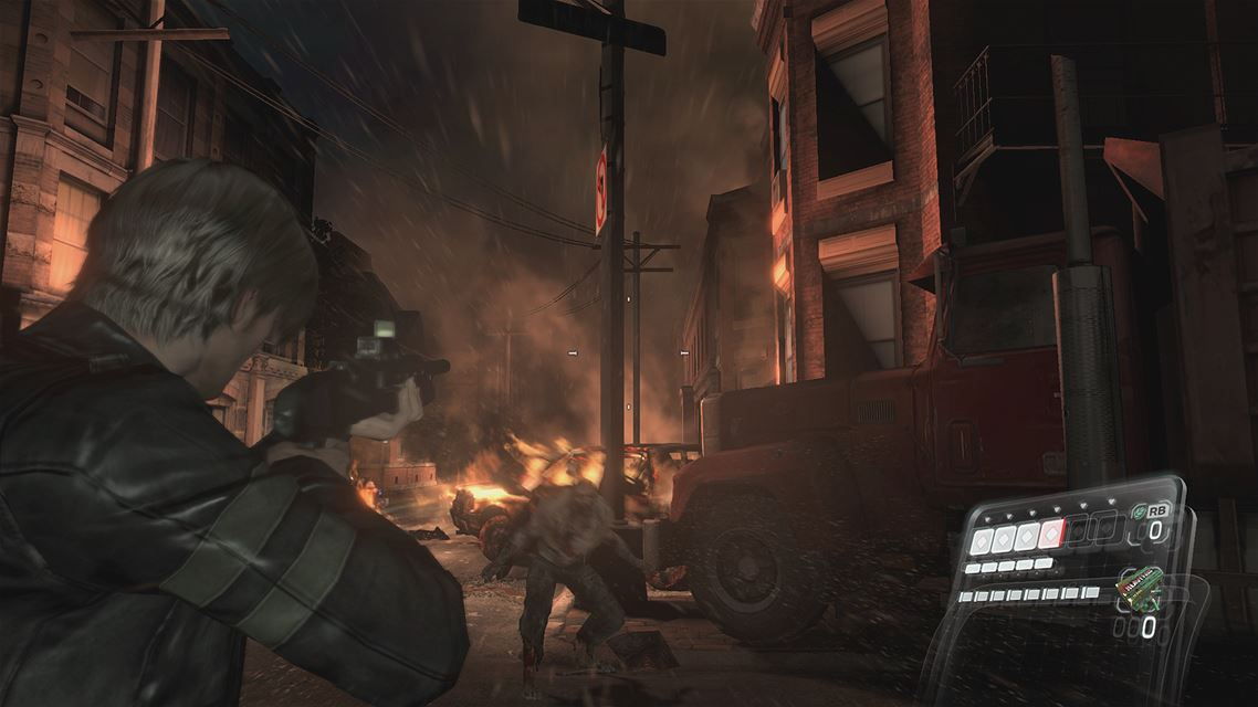 RE6 Screenshot 1