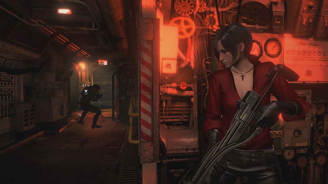 RE6 Screenshot 4