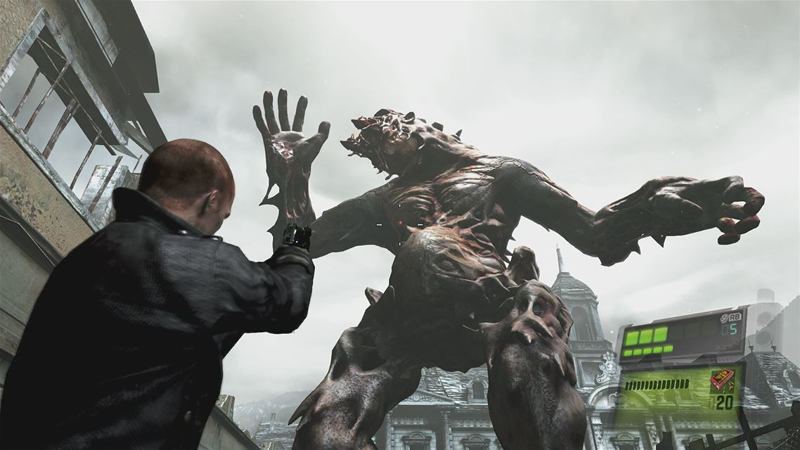 RE6 Screenshot 5