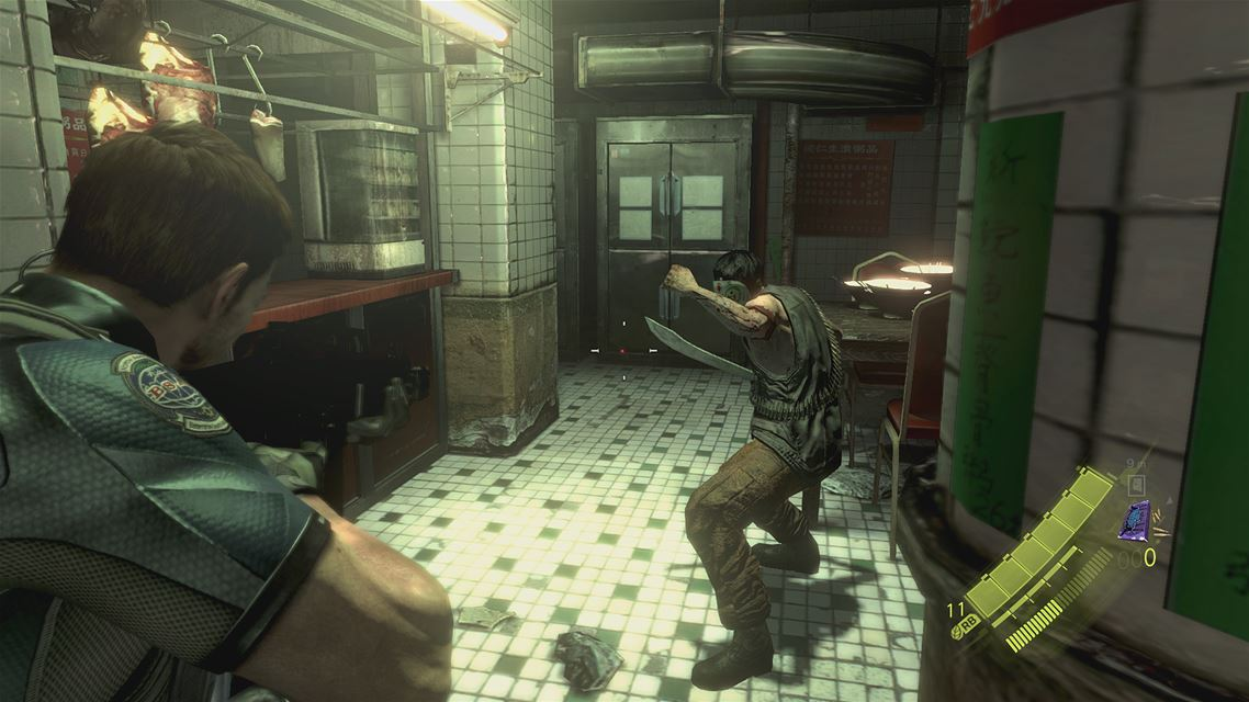 RE6 Screenshot 7