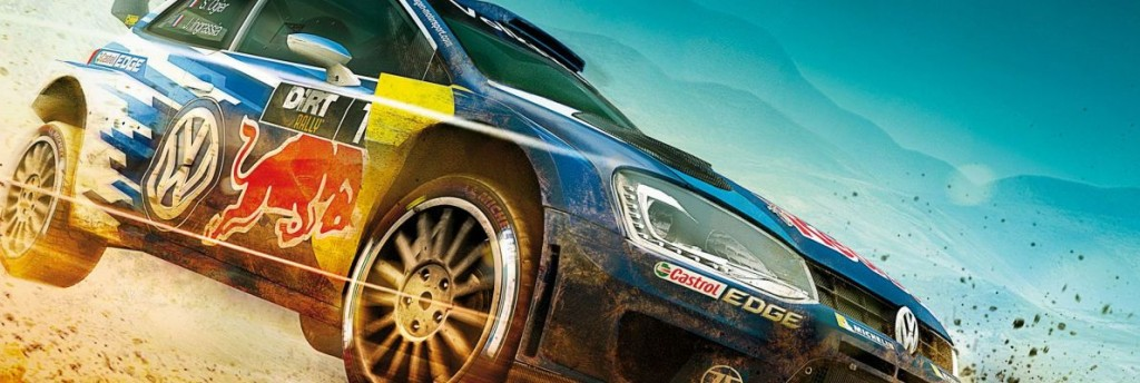 DiRT Rally (Xbox One, Video)