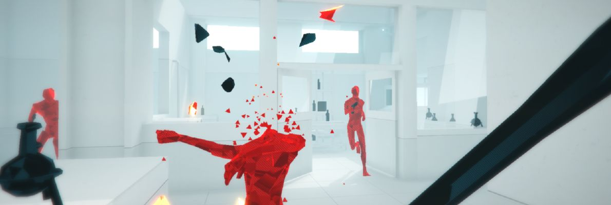 SUPERHOT (Xbox One, Video)