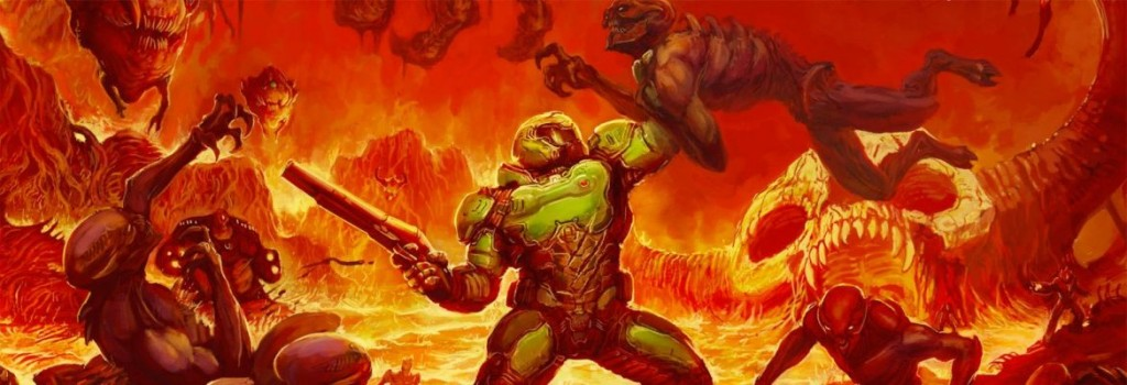 DOOM (Xbox One, Video)