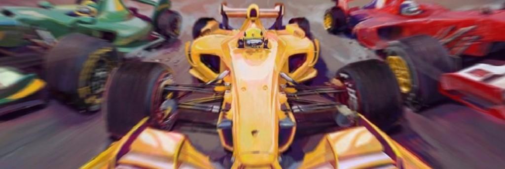 Grand Prix Rock 'n Racing (Xbox One, Video)