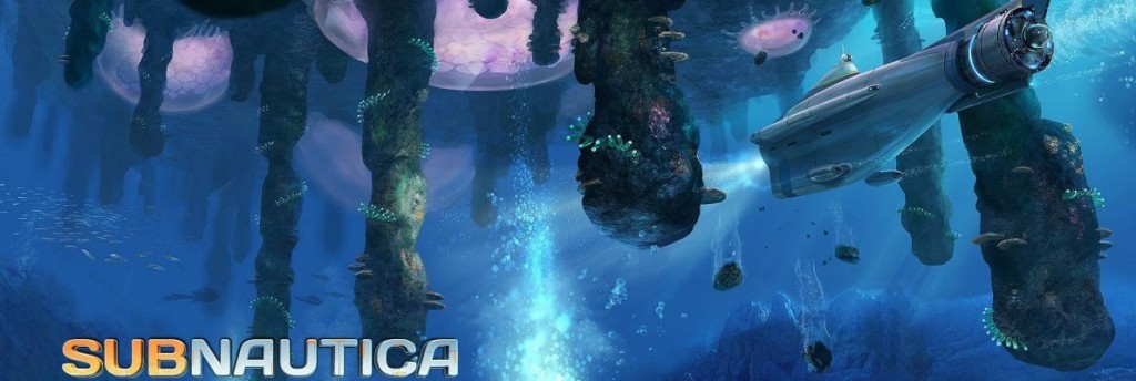 Subnautica (Early Look, Xbox One, Video)
