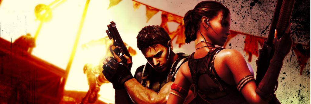 Resident Evil 5 - banner