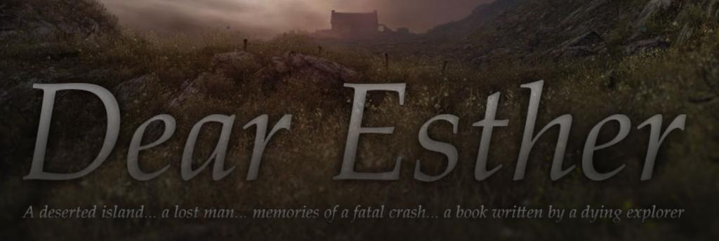 Dear Esther: Landmark Edition (PS4)
