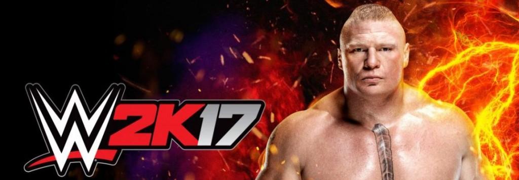 WWE 2K17 (Xbox One, Video)