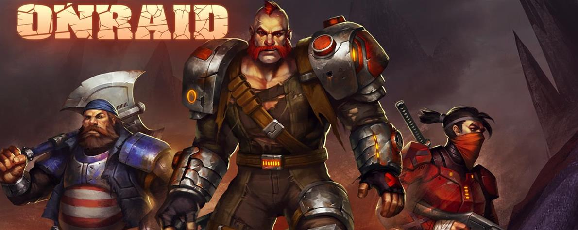 ONRAID (PC, Early Look, Video)