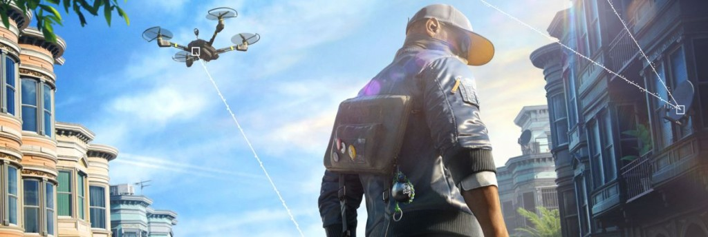 Watch_Dogs 2 (Xbox One, Video)