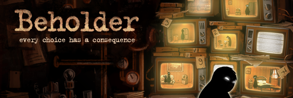 Beholder (PC, Video)