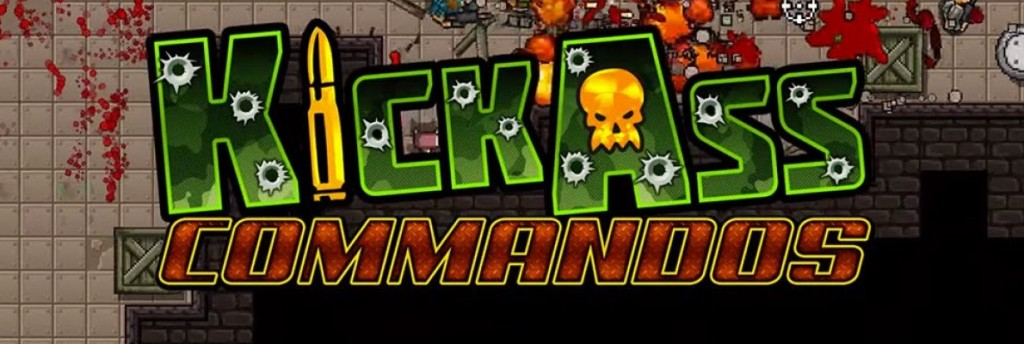 Kickass Commandos (PC, Video)
