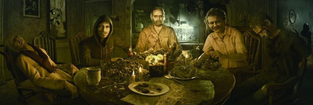 Resident Evil 7 (Xbox One, Video)