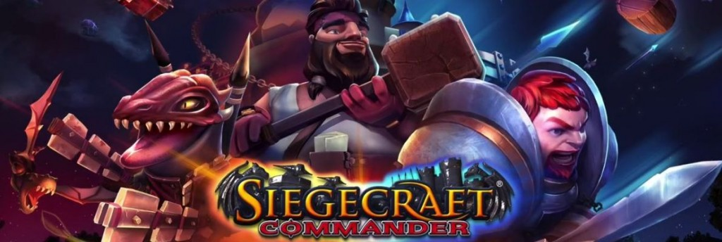 Siegecraft Commander (Xbox One, Video)