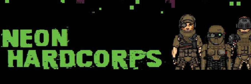 Neon Hardcorps (PC, Video)