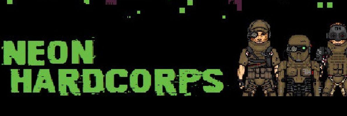 Neon Hardcorps (PC, Video)