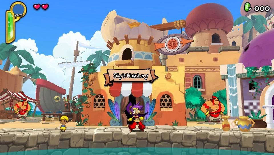 Shantae - 1
