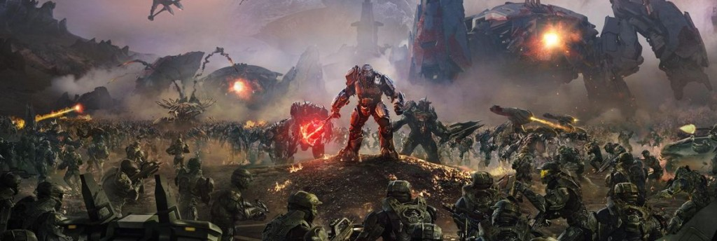 Halo Wars 2 (Xbox One, Video)