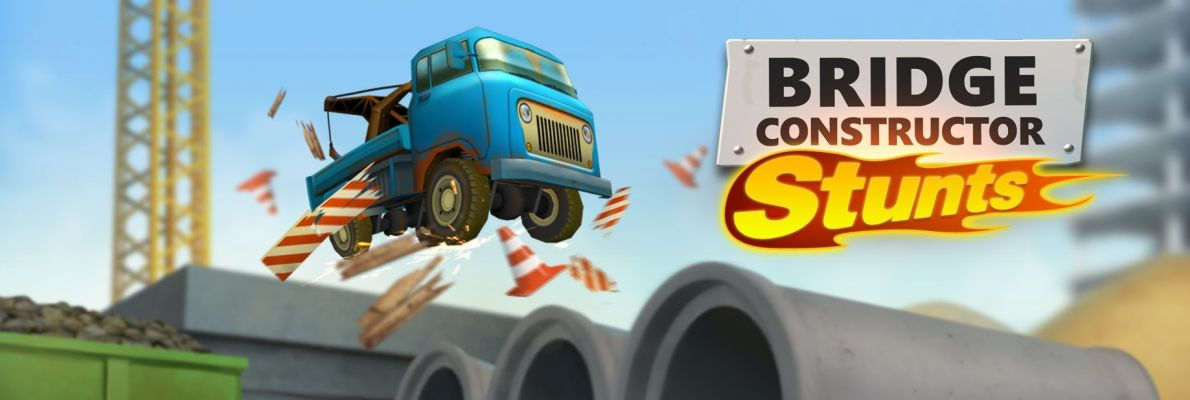 Bridge Constructor Stunts (Xbox One)