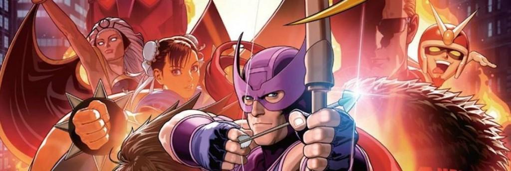 Ultimate Marvel Vs Capcom 3 (Xbox One, Video)