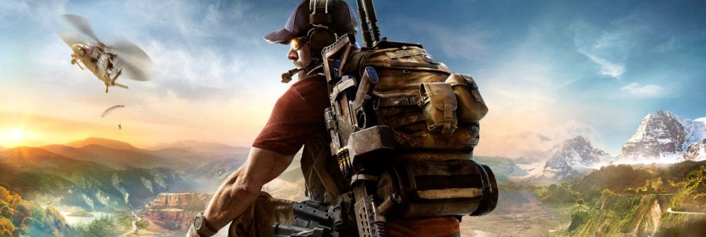 Tom Clancy's Ghost Recon Wildlands (Xbox One, Video)
