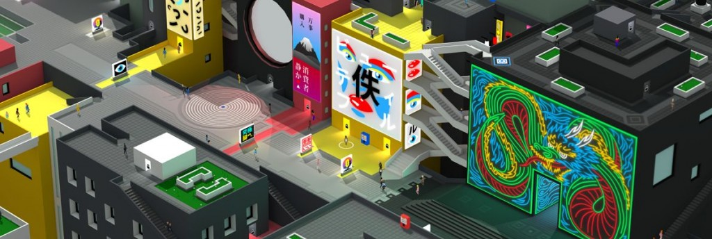 Tokyo 42 (Xbox One, Video)
