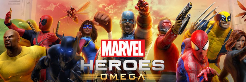 BXB Tries: Streaming – Marvel Heroes Omega