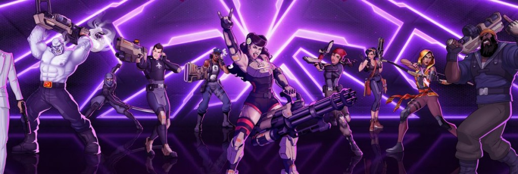 Agents of Mayhem (Xbox One, Video)