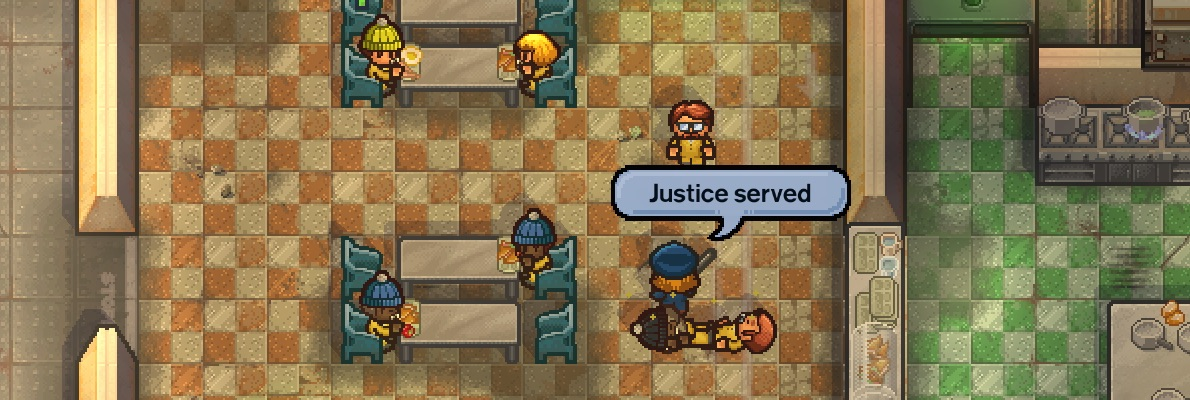 The Escapists 2 (Xbox One) – Experience Kills