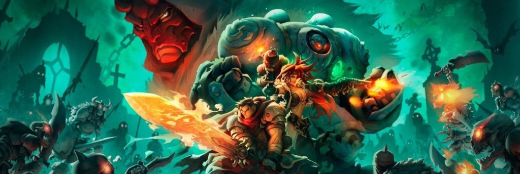 Battle Chasers: Nightwar (Xbox One, Video)