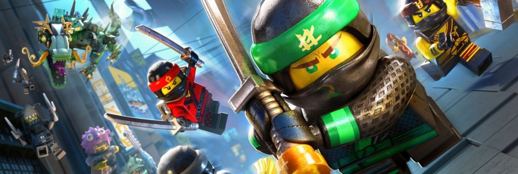 LEGO The Ninjago Movie Videogame (Xbox One, Video)