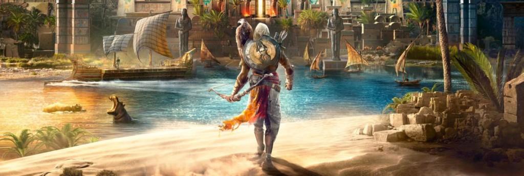 Assassins Creed Origins (Xbox One, Video)