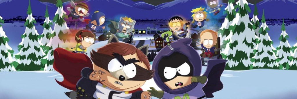 South Park: The Fractured But Whole (Xbox One, Video)