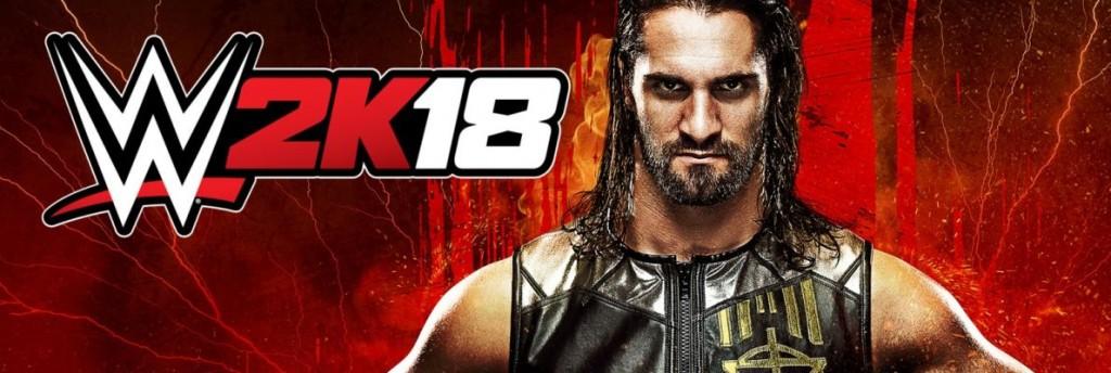 WWE 2K18 (Xbox One, Video)