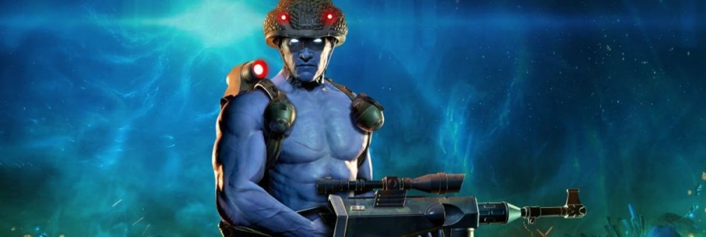 Rogue Trooper: Redux (Xbox One, Video)