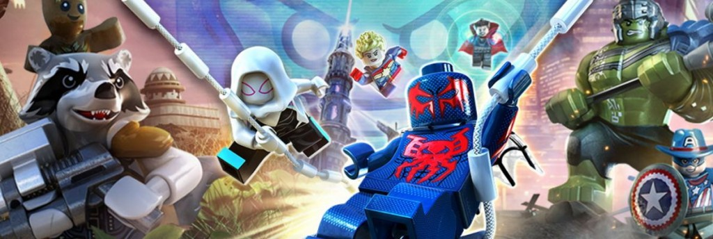 LEGO Marvel Super Heroes 2 (Xbox One, Video)