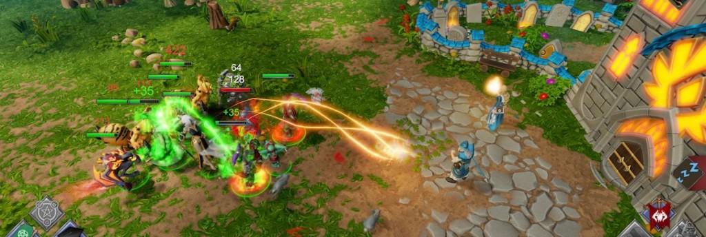 Dungeons III (Xbox One)