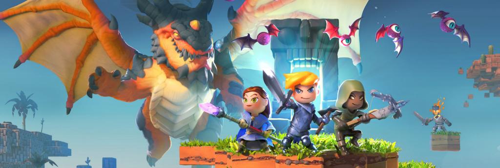 Portal Knights - banner