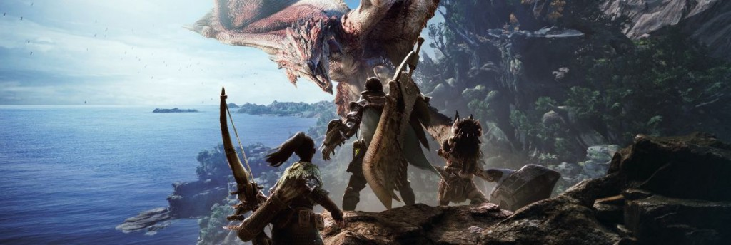 Monster Hunter World (Xbox One, Video)