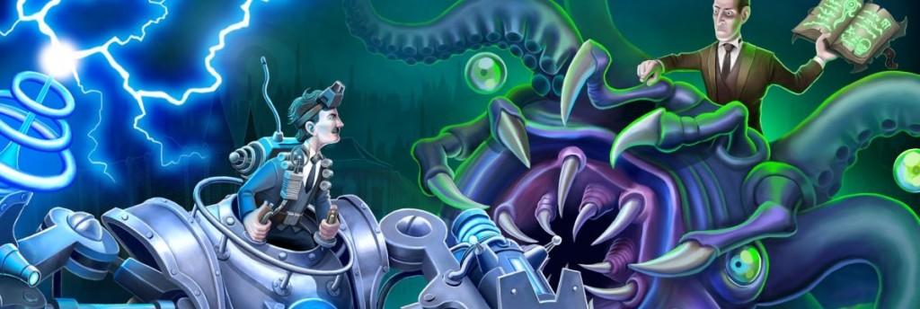 Tesla vs Lovecraft (Xbox One, Video)
