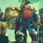 Deep Rock Galactic (Xbox One, Early Look, Video)