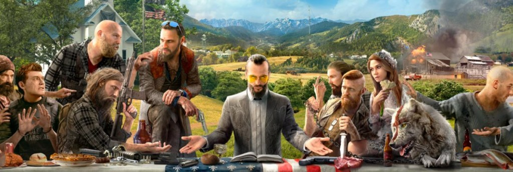 Far Cry 5 (Xbox One, Video)