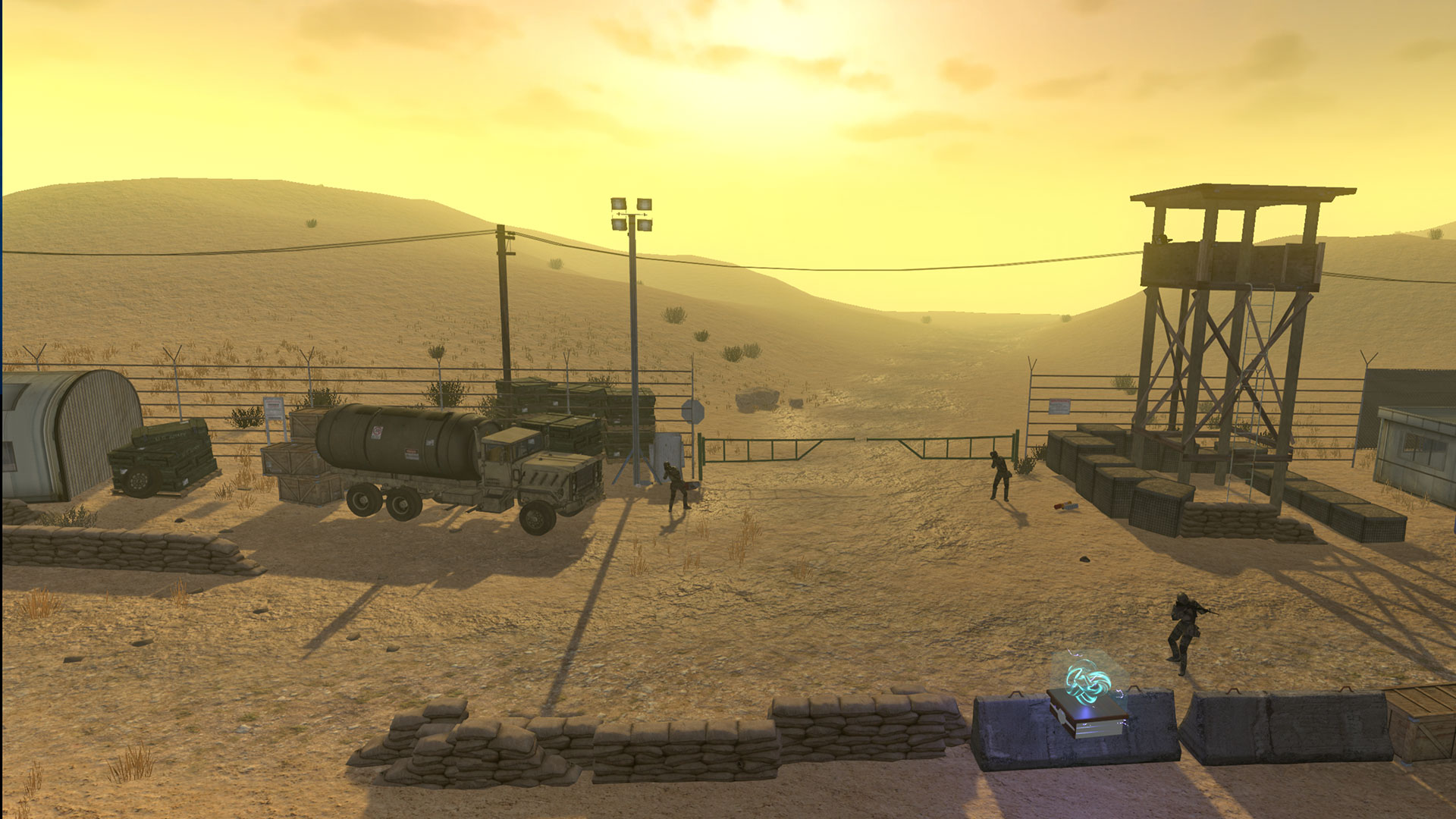 Operation Warcade - 3
