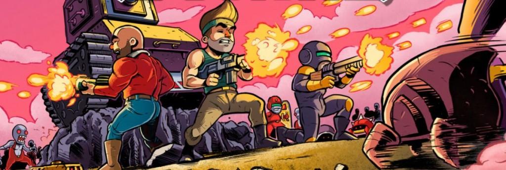 Omega Strike (Xbox One, Video)