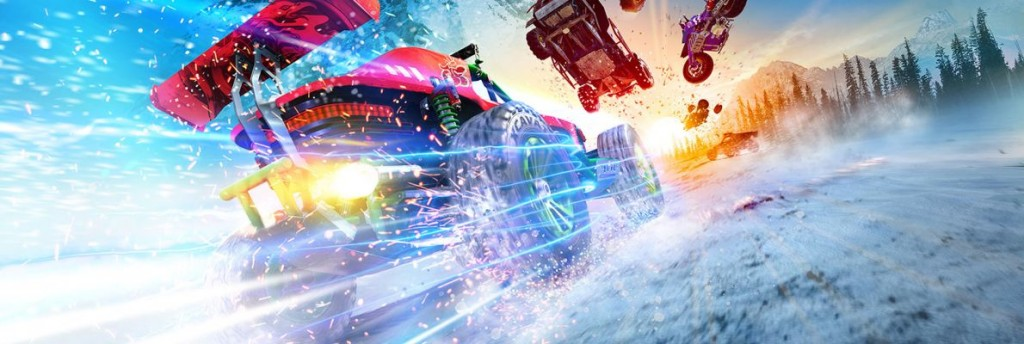 ONRUSH (Xbox One, Video)